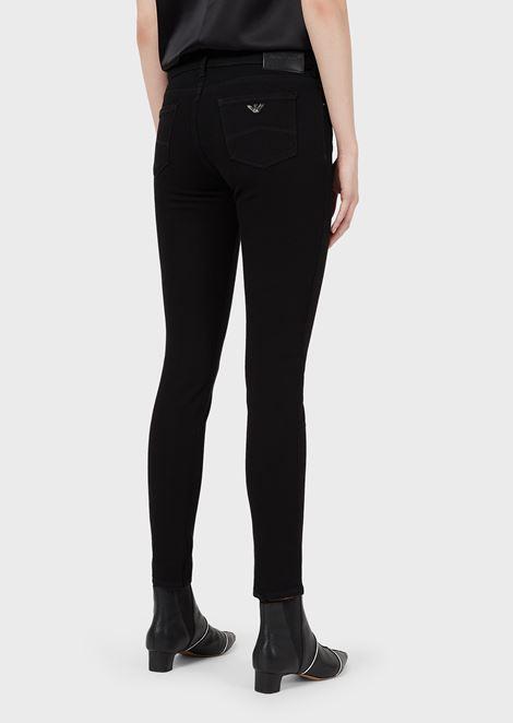 J28 super skinny jeans in stretch denim