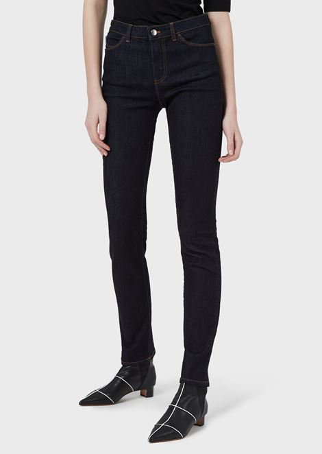 J21 super skinny jeans in stretch denim
