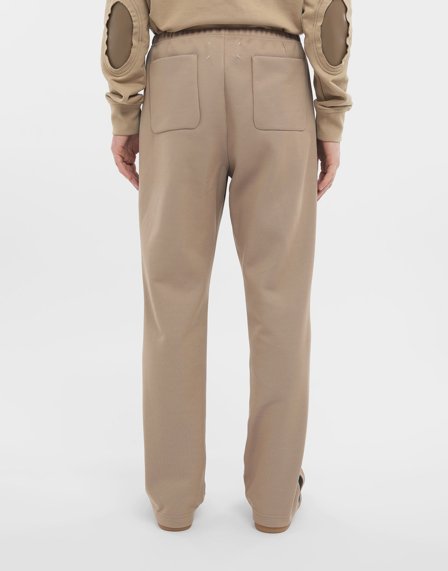 MAISON MARGIELA Polyester blend track pants Trousers Man e