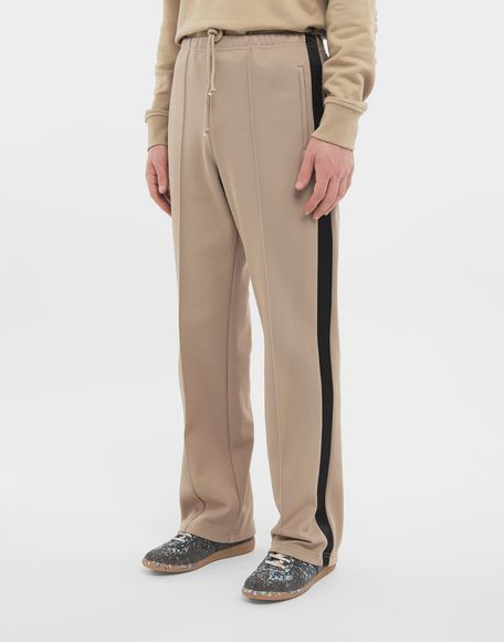 MAISON MARGIELA Polyester blend track pants Casual pants Man r