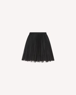 REDValentino Skirt Woman QR3RA3303TV 0NO a
