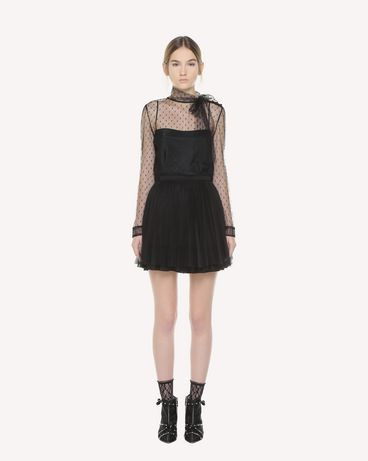 REDValentino QR3RA3253TV0NO Skirt Woman f
