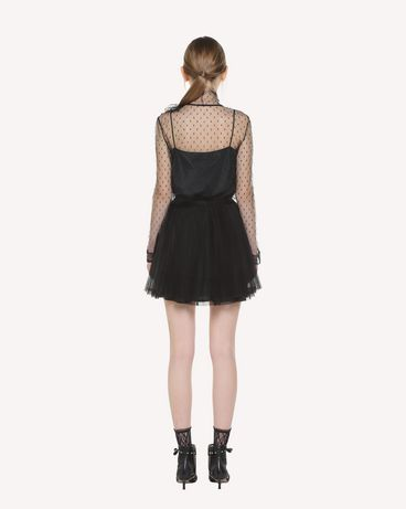 REDValentino QR3RA3253TV0NO Skirt Woman r