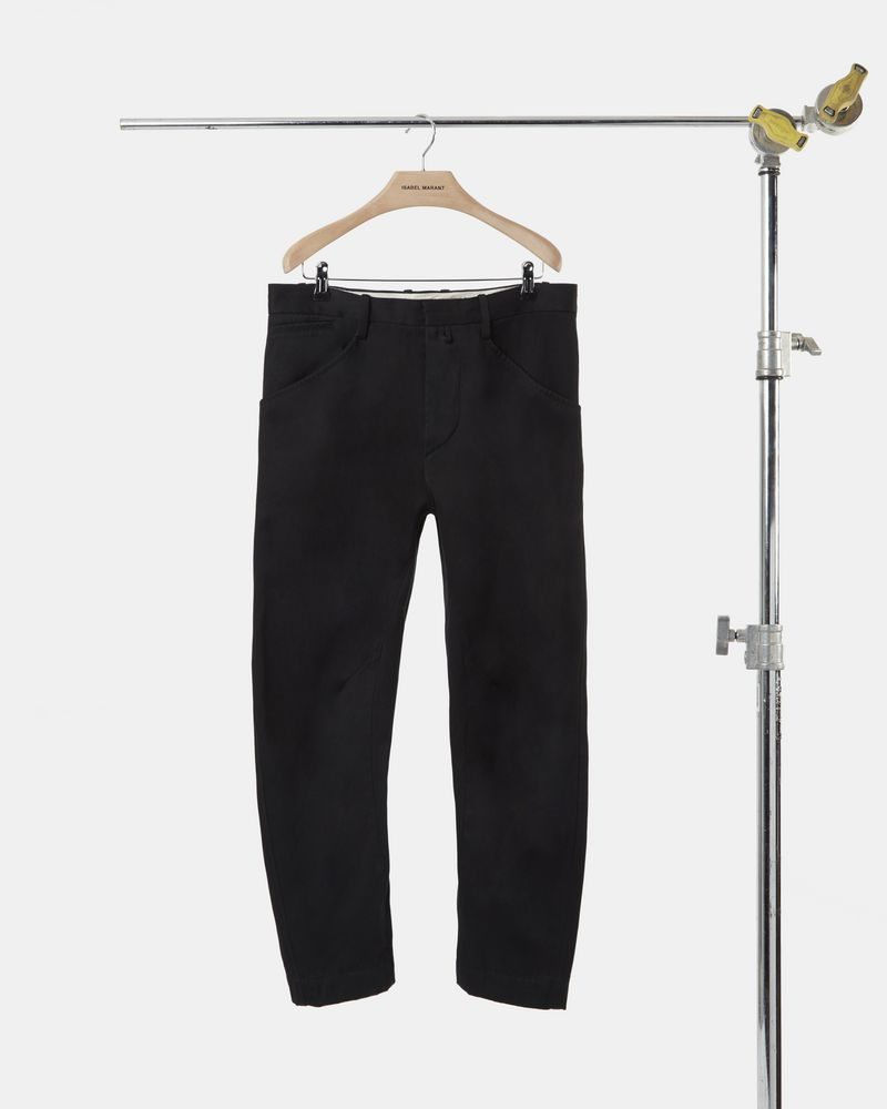 DYSTON cotton trousers ISABEL MARANT