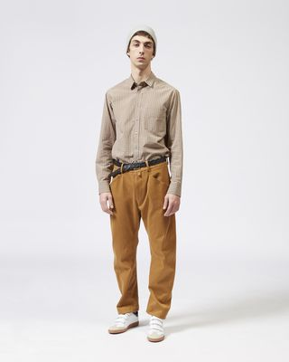 DYSTON cotton trousers