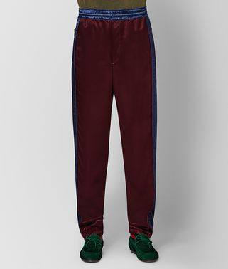 DARK BAROLO/ATLANTIC VISCOSE PANT