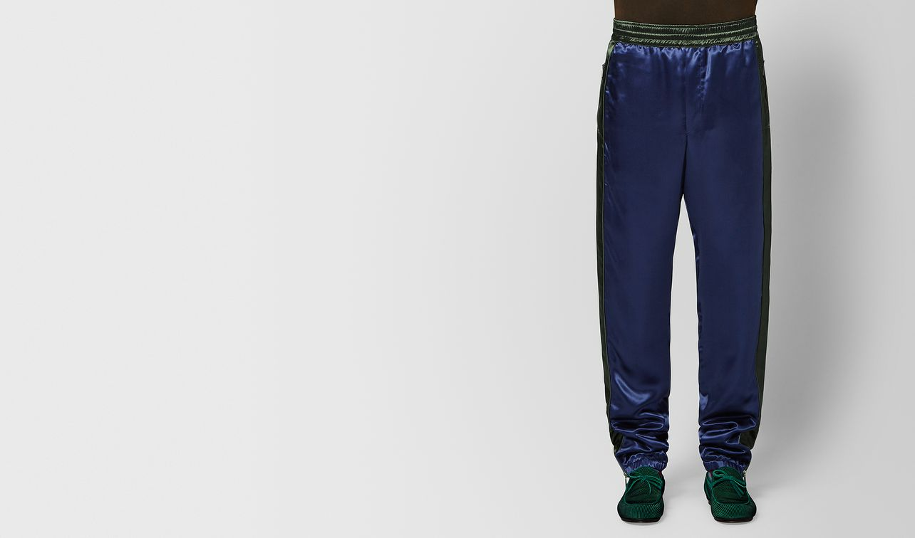 atlantic/dark moss viscose pant landing