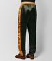BOTTEGA VENETA DARK MOSS/MARIGOLD VISCOSE PANT Trouser or jeans Man dp