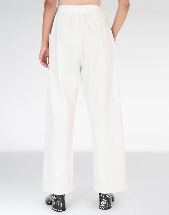 MM6 MAISON MARGIELA High-waisted jersey trousers Casual pants [*** pickupInStoreShipping_info ***] d