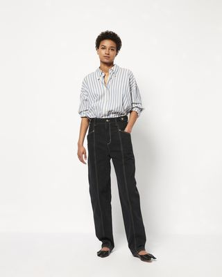 GENIE denim trousers