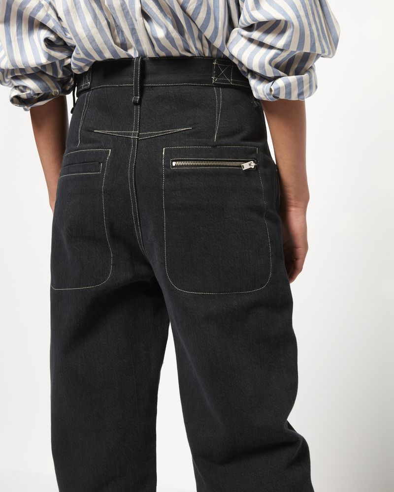 GENIE Pantaloni in denim ISABEL MARANT