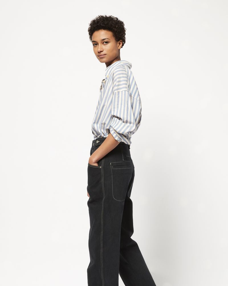 GENIE denim trousers ISABEL MARANT
