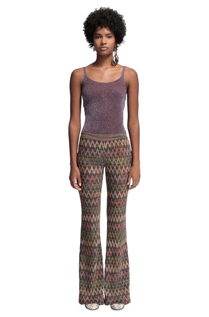 MISSONI Trouser  Woman - Back