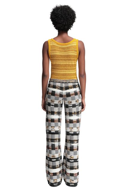 MISSONI Pants Grey Woman - Front