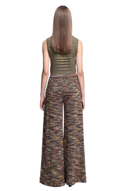 MISSONI Trouser Green Woman - Front