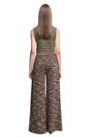 MISSONI Trouser Woman, Rear view