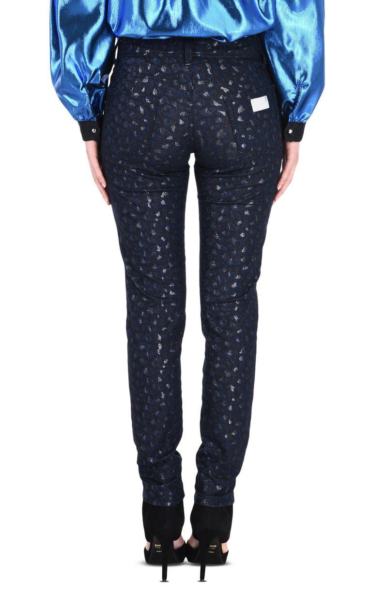 JUST CAVALLI 5-pocket laser-cut jeans Casual pants Woman d