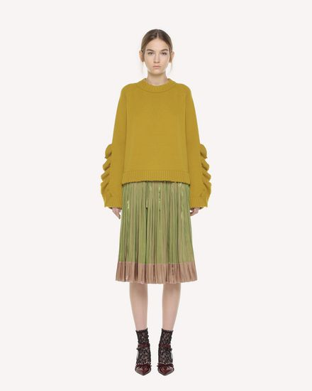 REDValentino Skirt Woman QR3RA2Z53TC PA4 f