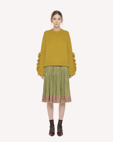 REDValentino QR3RA2Z53TC PA4 Skirt Woman f