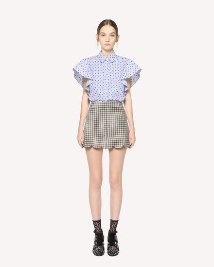 REDValentino Skirt Woman QR3RA3103SC 954 f
