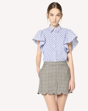 REDValentino QR3RA3103SC 954 Skirt Woman d