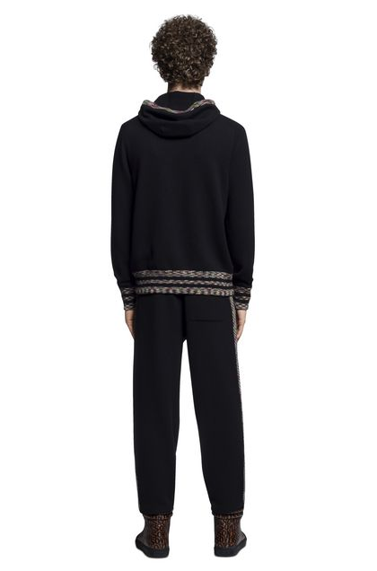 MISSONI Trouser Black Man - Front