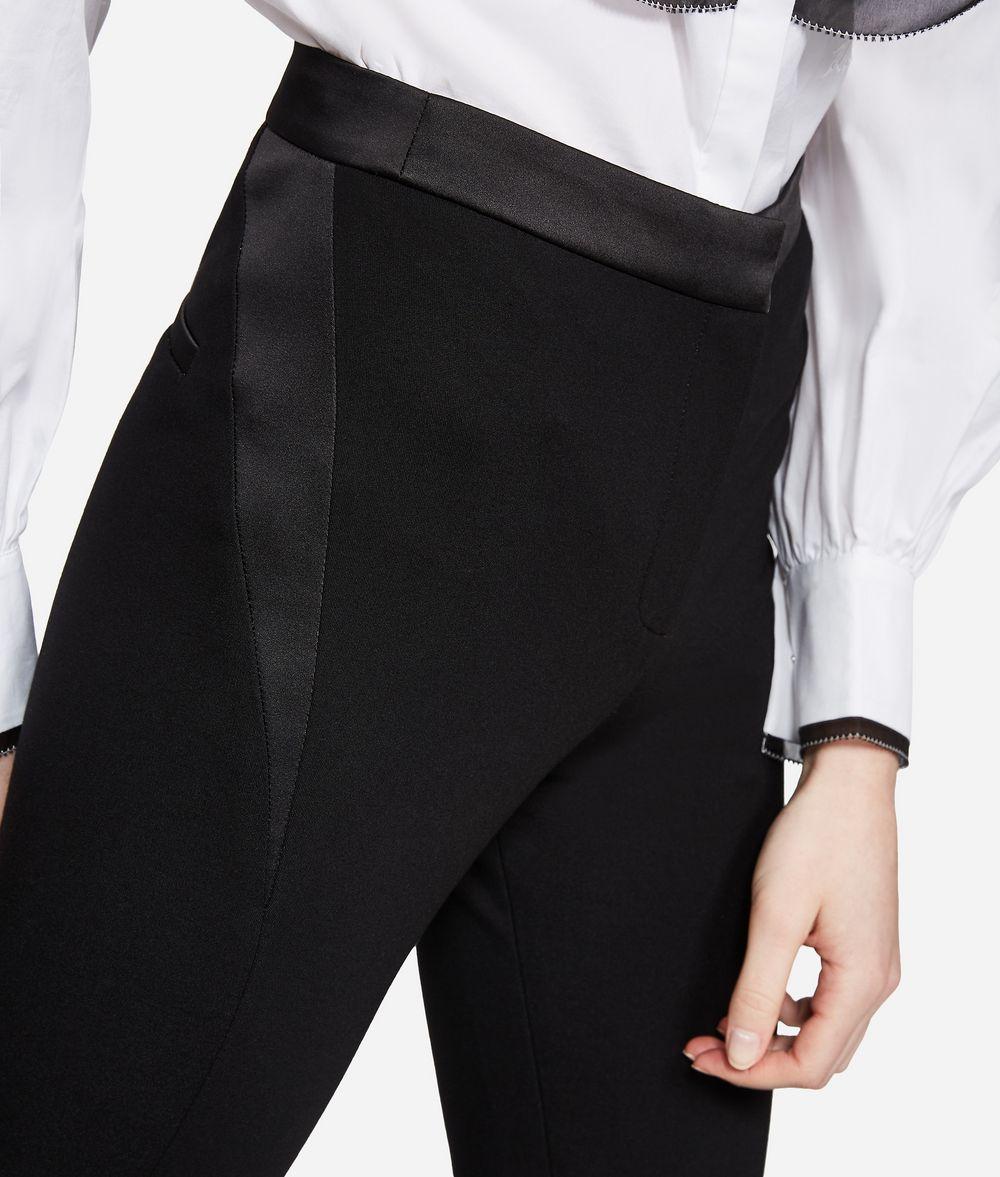 KARL LAGERFELD K/Ikonik Punto Pants Pants Woman d