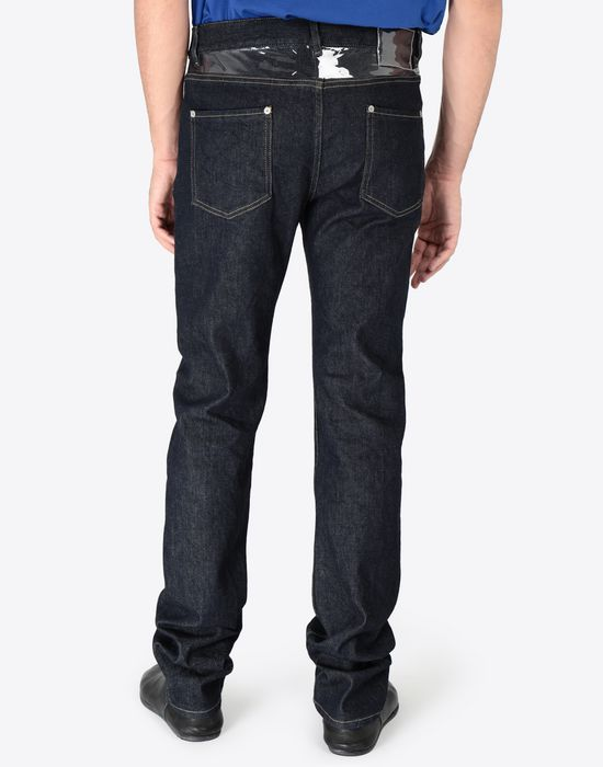 MAISON MARGIELA Slim stretch fit denim trousers Jeans [*** pickupInStoreShippingNotGuaranteed_info ***] e