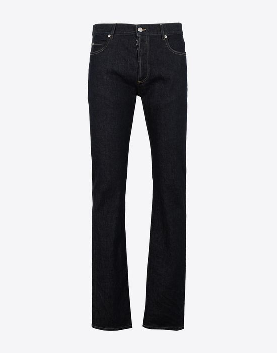 MAISON MARGIELA Slim stretch fit denim trousers Jeans [*** pickupInStoreShippingNotGuaranteed_info ***] f