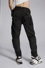 DSQUARED2 Cotton Combat Cargo Pants Брюки Для Мужчин