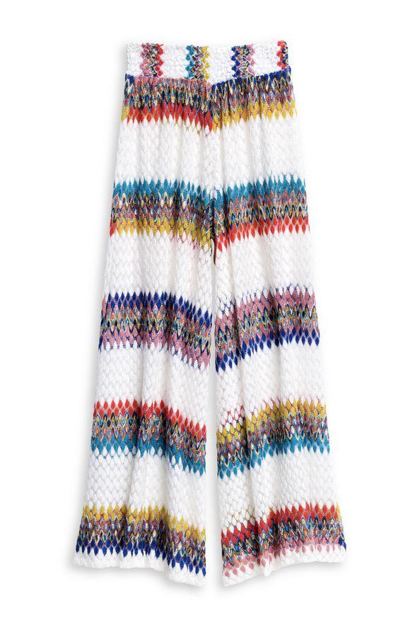 MISSONI Beachwear pants White Woman