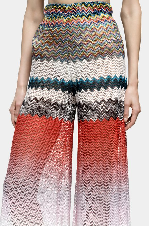 MISSONI Beachwear pants Woman, Detail