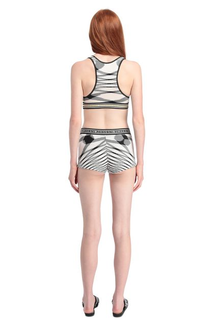 MISSONI MARE Shorts White Woman - Front