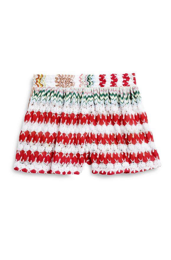MISSONI Shorts Donna, Vista senza modello