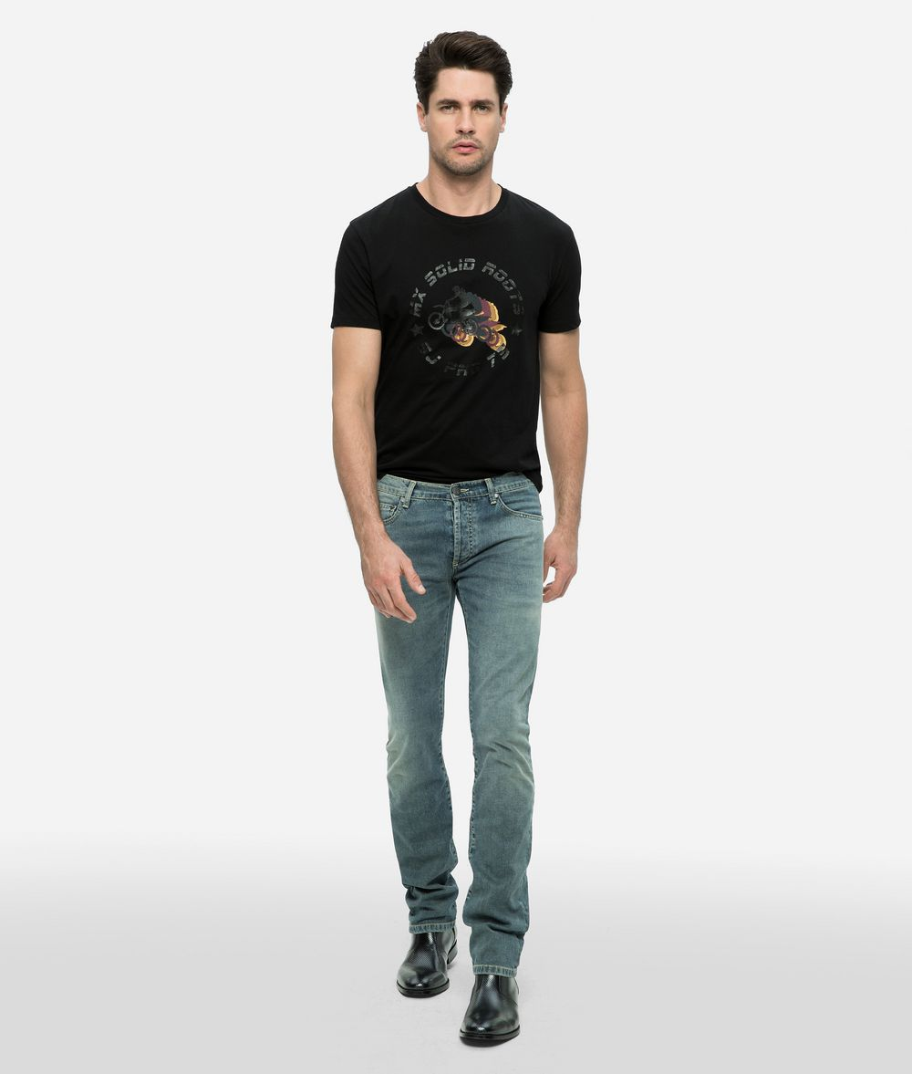 KARL LAGERFELD Skinny Jeans Jeans Man f