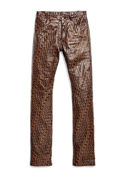MISSONI Pants Brown Woman - Front