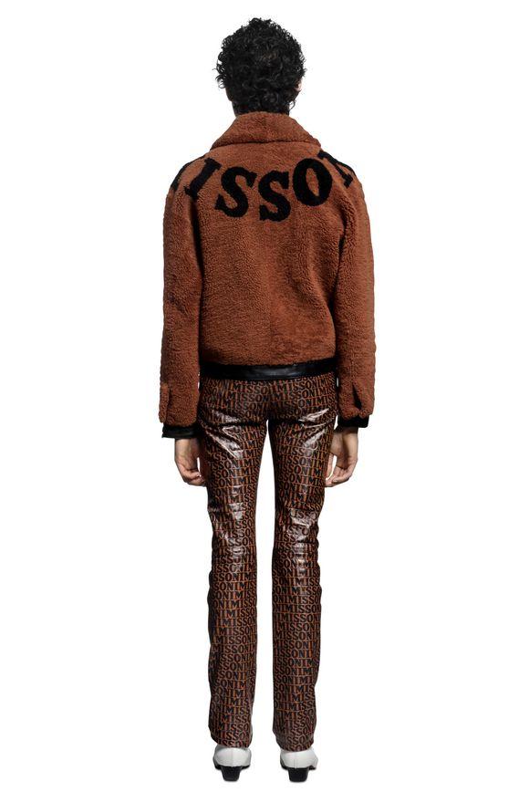 MISSONI Pants Brown Woman