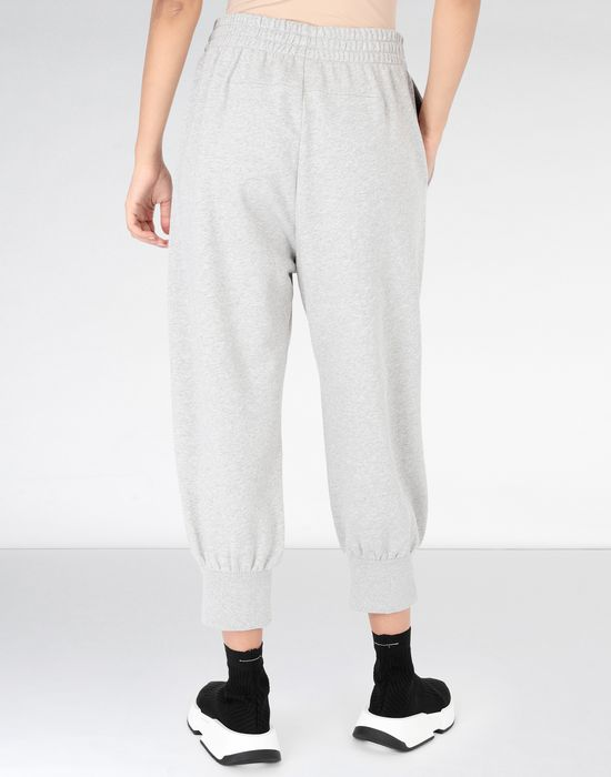 MM6 MAISON MARGIELA Cropped jersey joggers Casual pants [*** pickupInStoreShipping_info ***] d