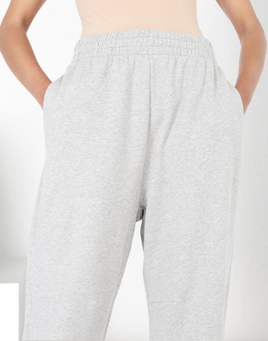 MM6 MAISON MARGIELA Cropped jersey joggers Casual pants [*** pickupInStoreShipping_info ***] e