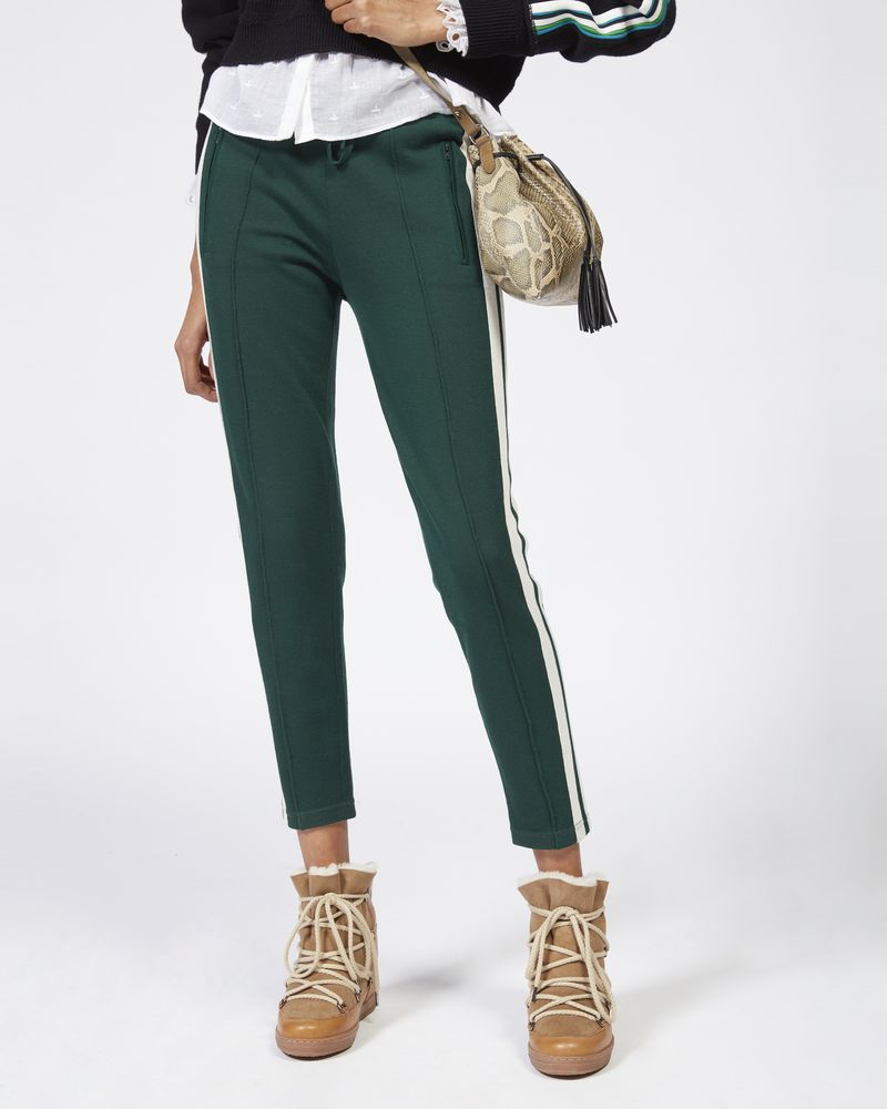 DARIO trousers in technical knit ISABEL MARANT ÉTOILE