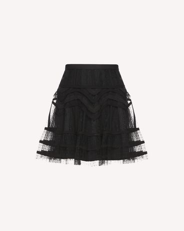 REDValentino QR3RA02X3U1 0NO Skirt Woman a