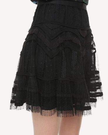 REDValentino QR3RA02X3U1 0NO Skirt Woman e