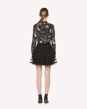 REDValentino QR3RA02X3U1 0NO Skirt Woman r