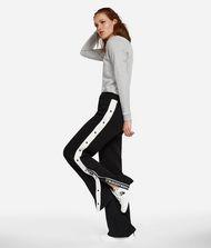 KARL LAGERFELD Wide Leg Logo Sweatpants 9_f