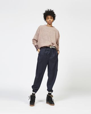 NIMURA Super 100 trousers