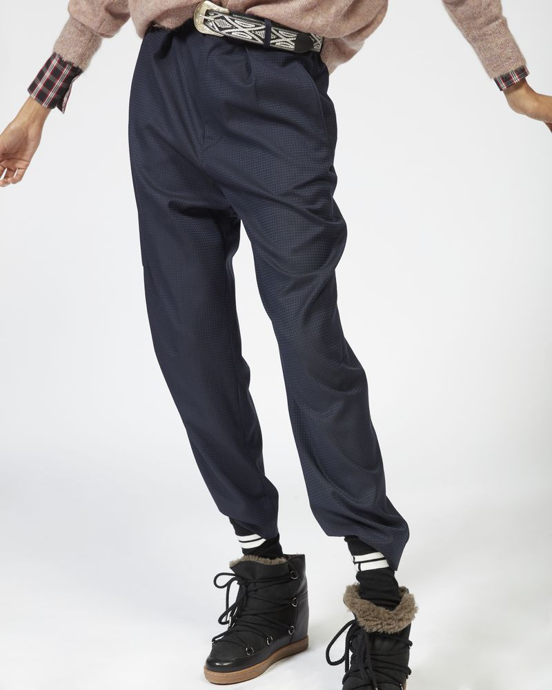 NIMURA Super 100 pants ISABEL MARANT ÉTOILE
