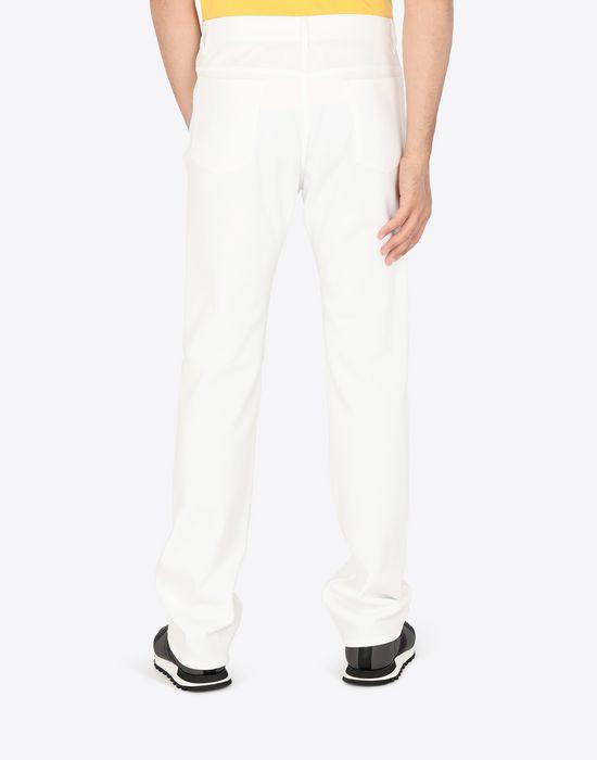MAISON MARGIELA Casual cotton trousers Casual pants [*** pickupInStoreShippingNotGuaranteed_info ***] e
