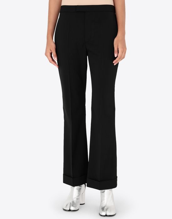 MAISON MARGIELA Mixed-wool trousers  Casual pants [*** pickupInStoreShipping_info ***] r
