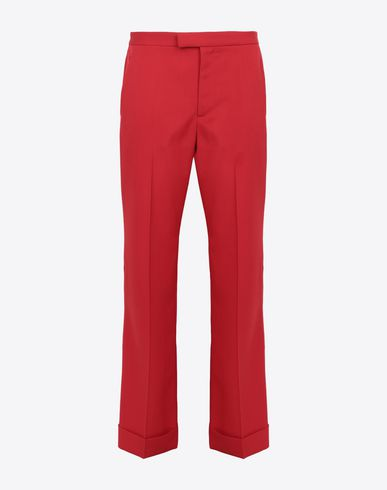 MAISON MARGIELA Trousers [*** pickupInStoreShipping_info ***] Mixed-wool trousers f