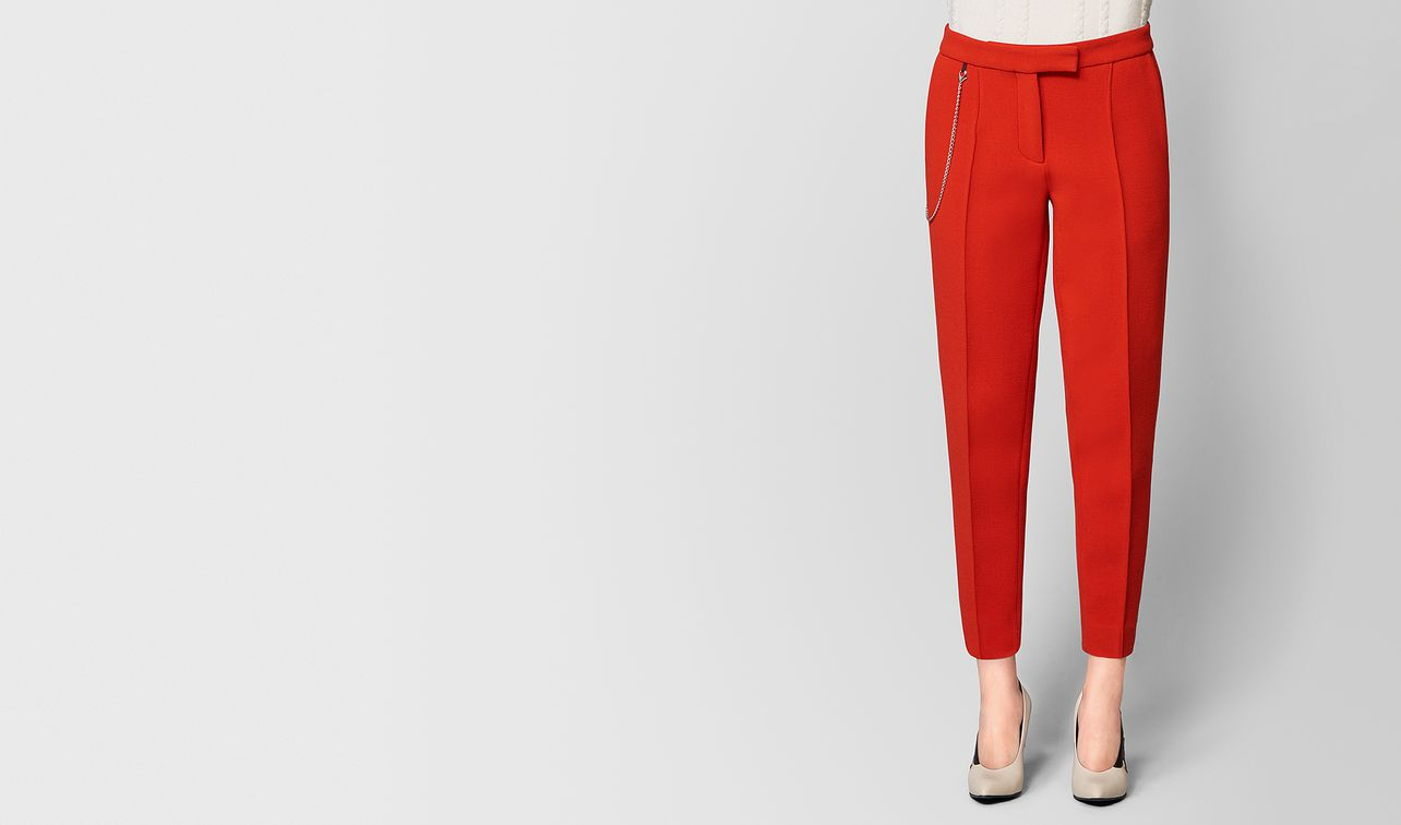 pantalone in lana poppy landing